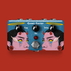 Cosmic Carrier Pedal