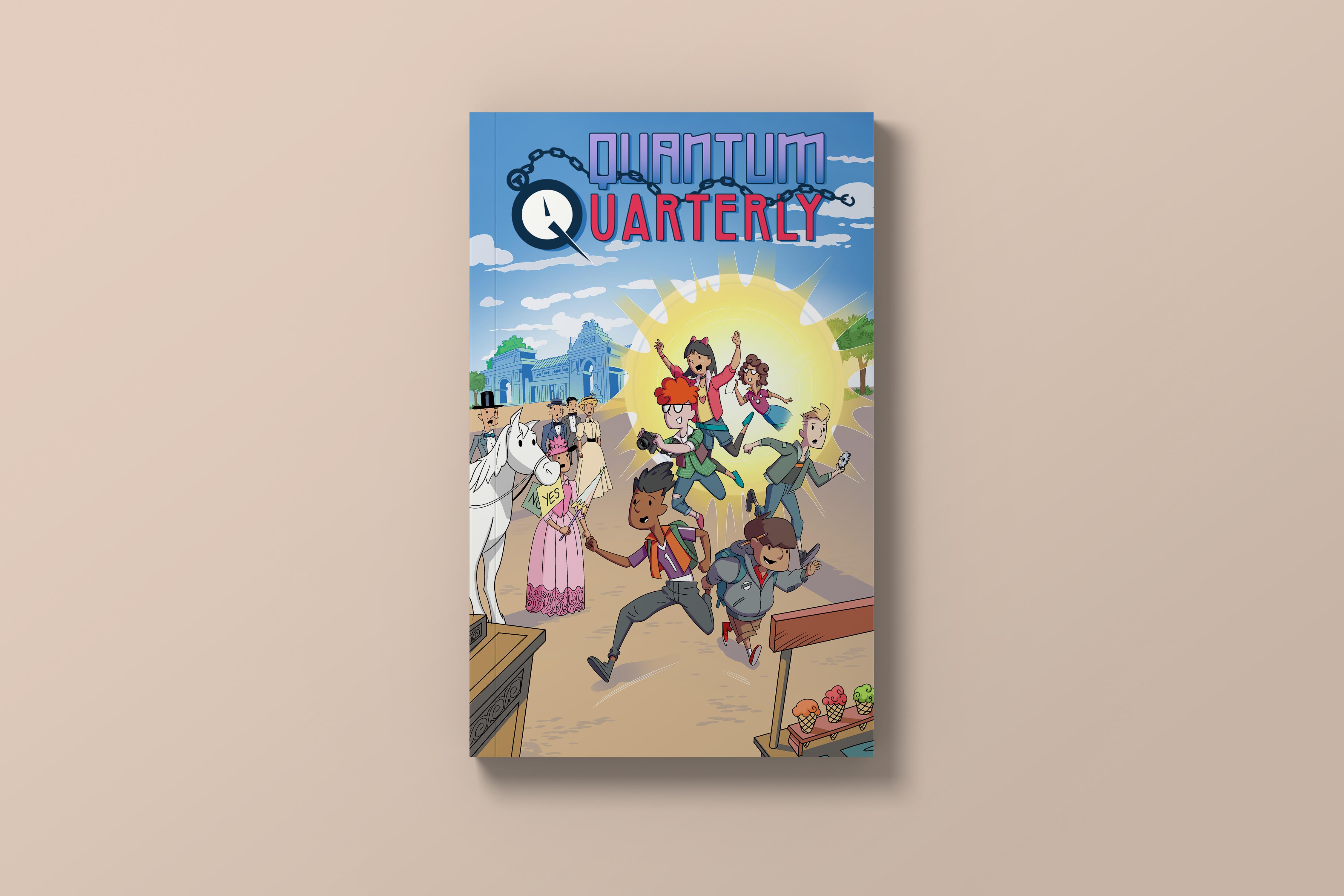 Quantum Quarterly