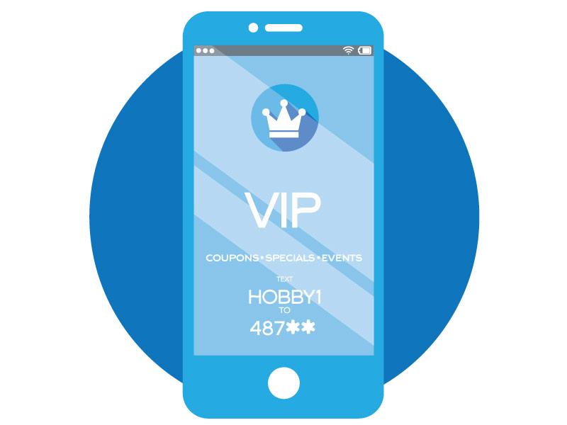 VIP Phone texting program