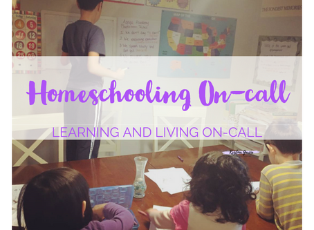Homeschooling on-call