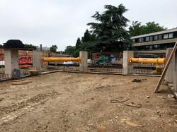 Basement Balliol College Oxford
