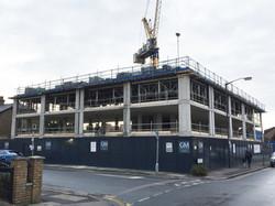 London RC Frame Construction