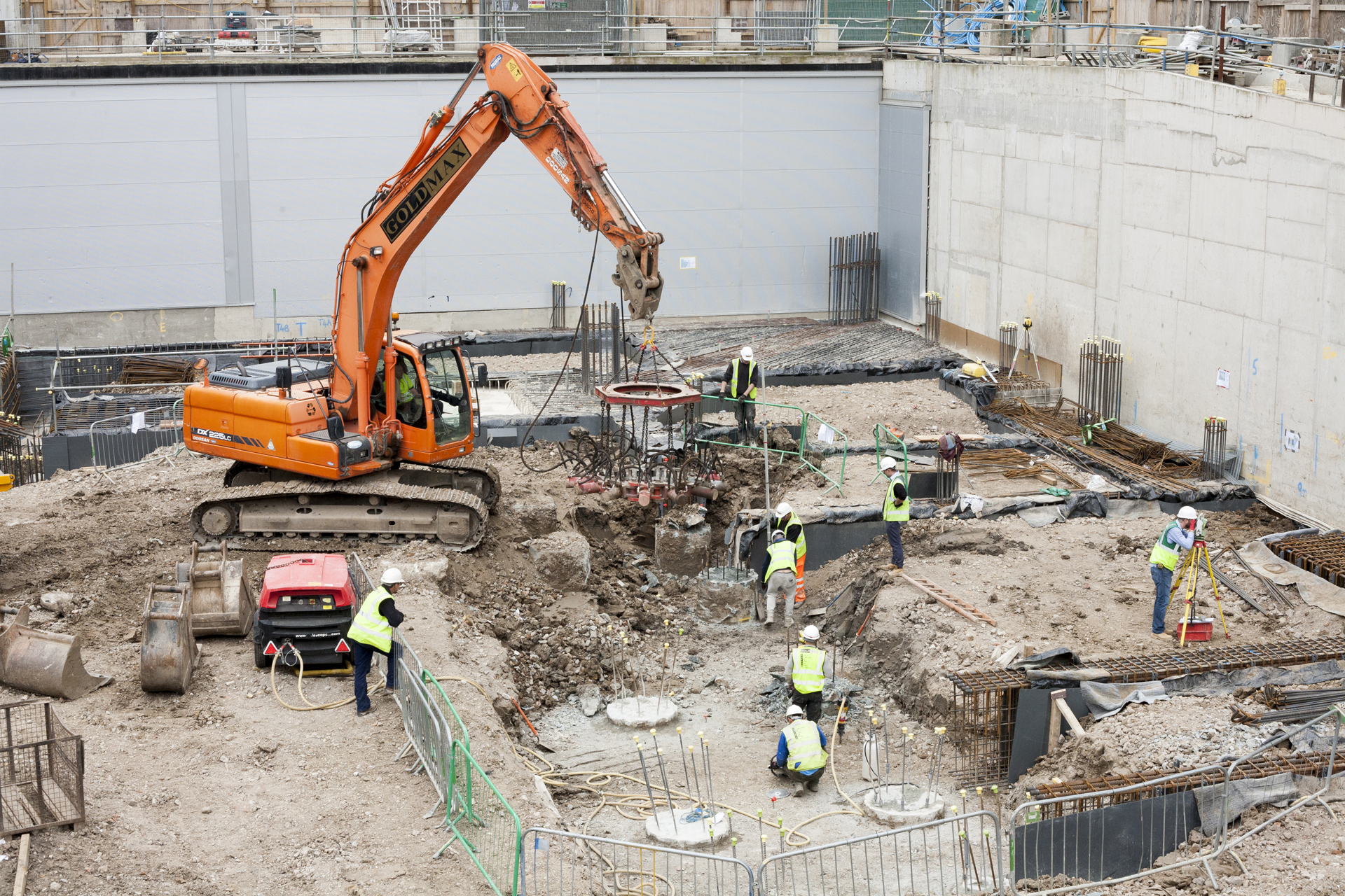 Kings Cross Construction