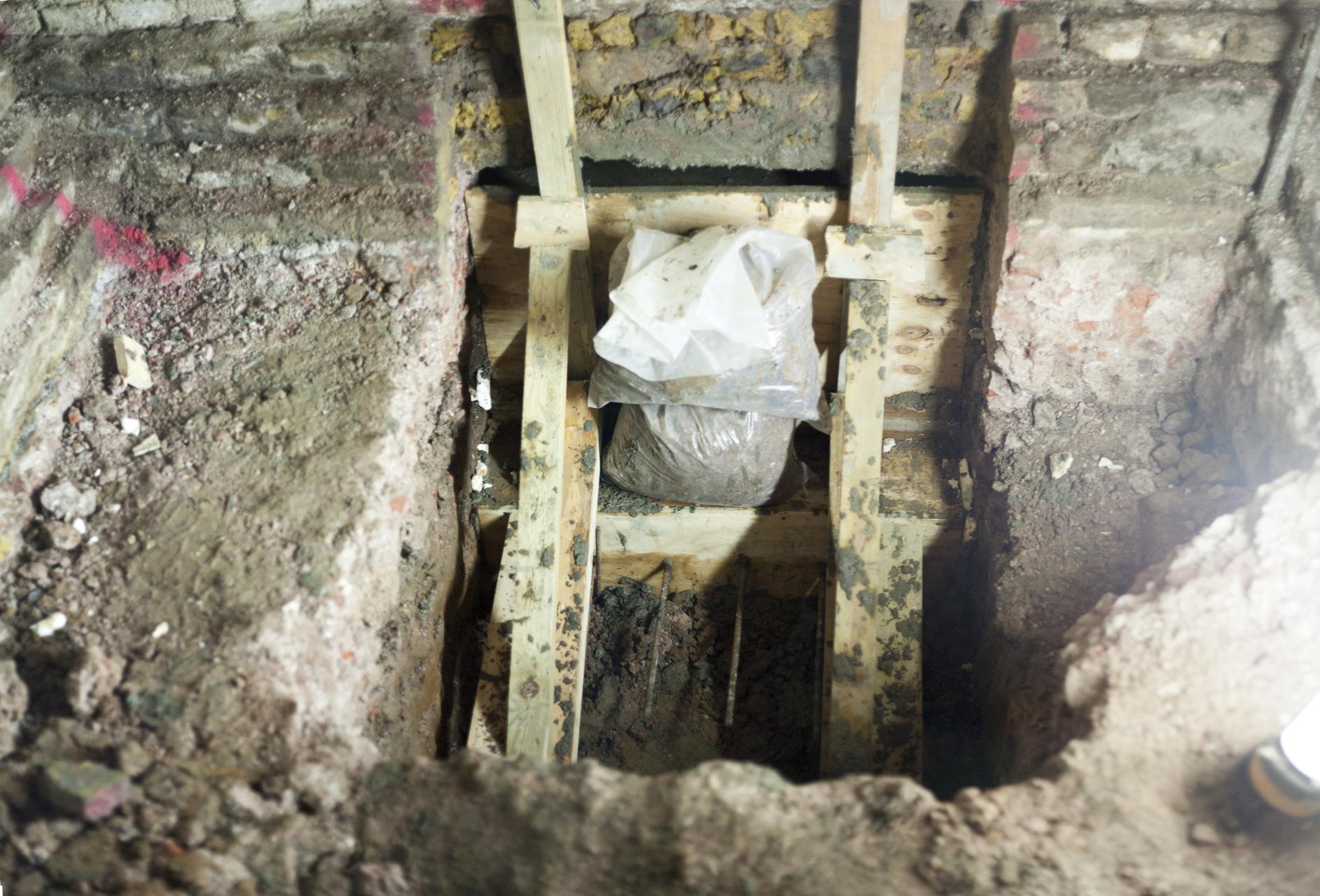 Basement Construction Underpinning