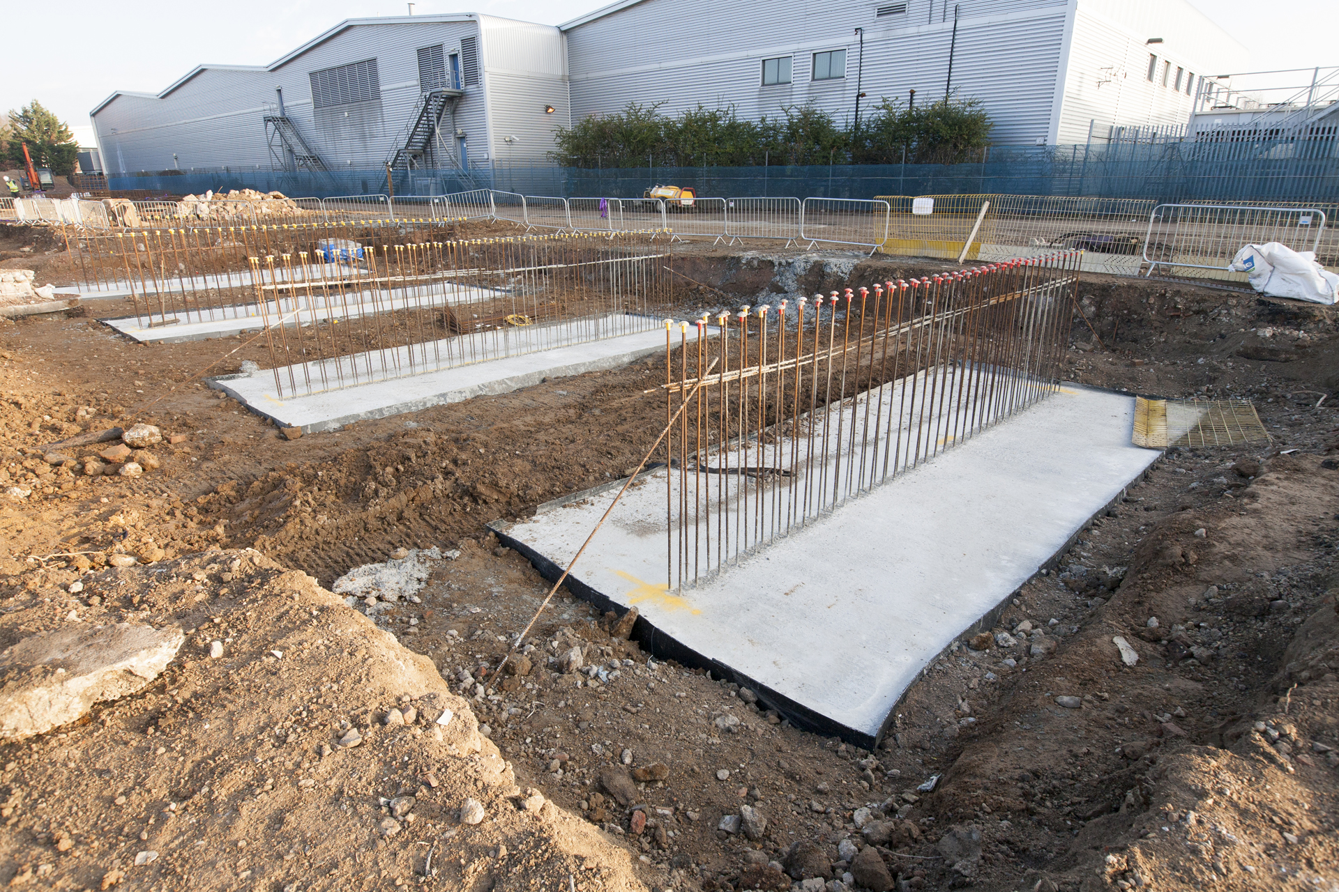 Heathrow Construction Groundworks