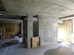 Somerset rd Basement excavation