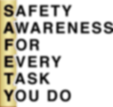 Goldmax SAFETY safety awareness for every task you do