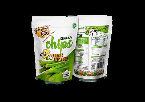 Okra - Cheese