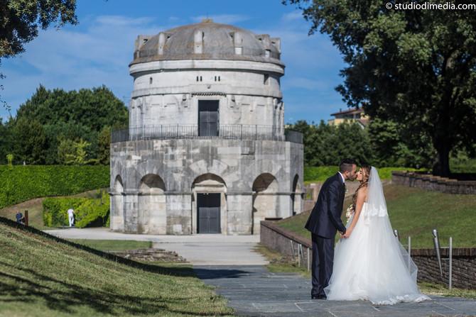 Matrimonio a Ravenna: Gaetano e Rossella