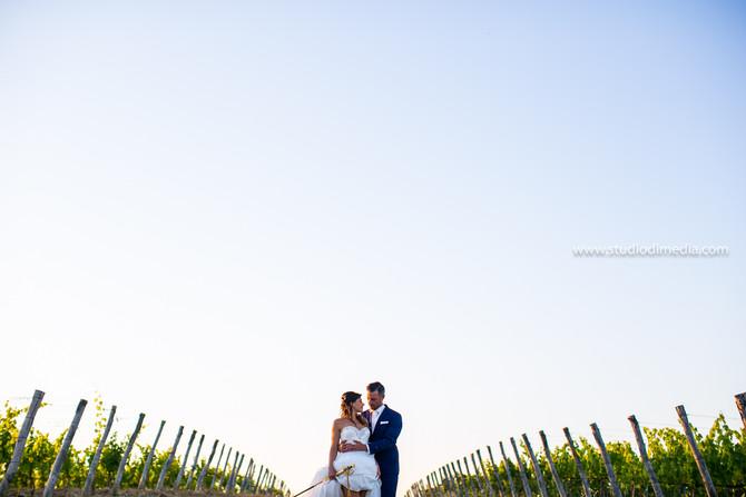 Matrimonio a Casa Celincordia: la favola di Federica e Michele