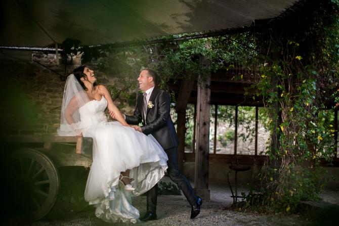 Elisa + Alessandro: matrimonio a Borgo Fregnano