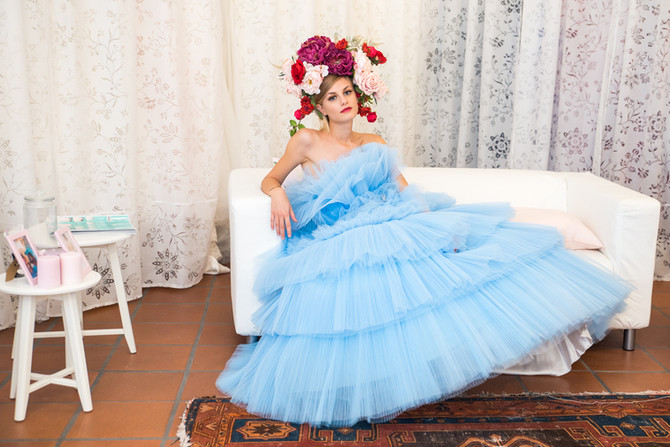 Atelier Tirapani: dal 1970 realizza i sogni delle spose