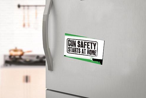 Gun Safety Starts At Home™