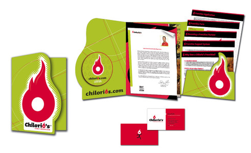 Chilorio's Franchise Brochure