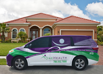 OneHealth Vehicle Design