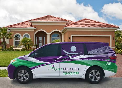 OneHealth Vehicle Design