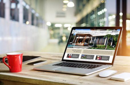 Village Architects Website
