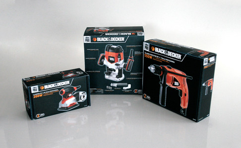 Black & Decker Packaging