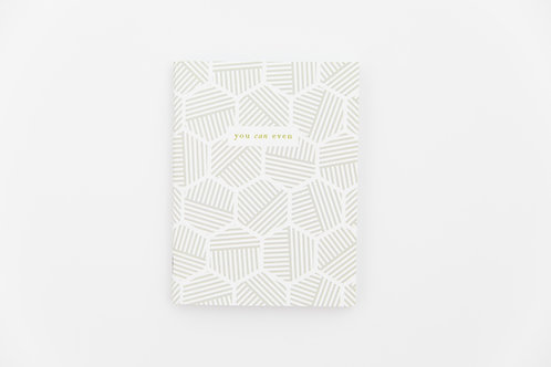 Mini Journal - You Can Even