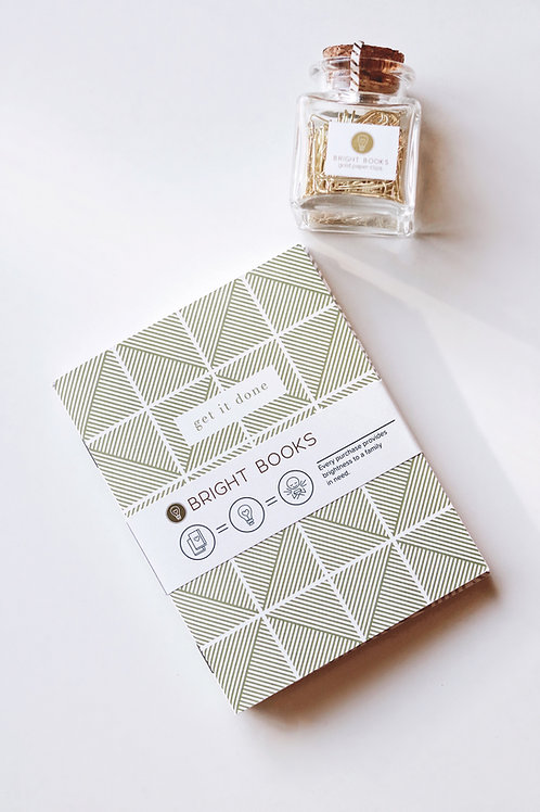 Mini Journal - Get it Done