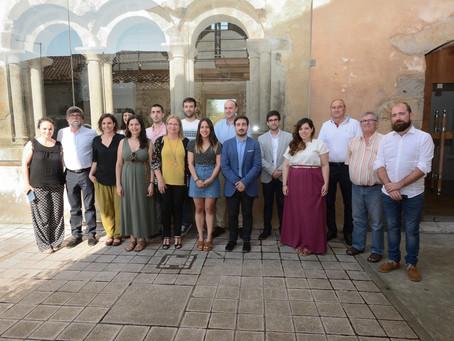 El CEAG celebra su Asamblea Fundacional en el Monasterio de Raíces