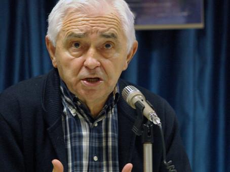 Javier Fernández Conde, primer miembro académico del CEAG
