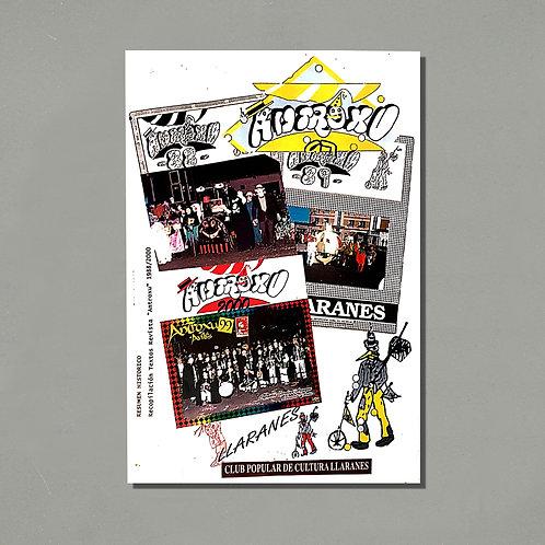 Revista «Antroxu». Recopilación de textos (1988-2000)