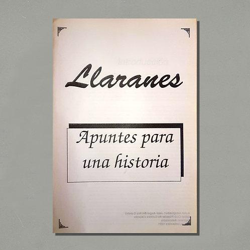 Llaranes. Apuntes para una historia | José Ángel del Río