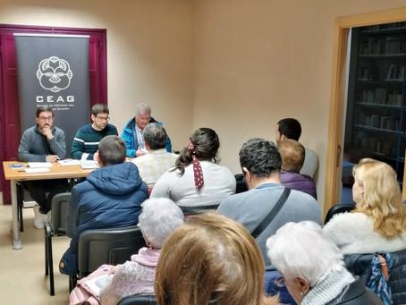 La Asamblea General del CEAG se reúne en su sesión ordinaria