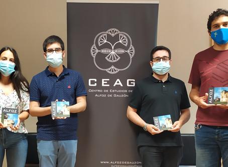 El CEAG presenta el primer número de la revista «Alfoz»