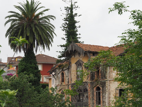 El CEAG solicita medidas urgentes para conservar el chalet de José Rodríguez Maribona, en Villalegre