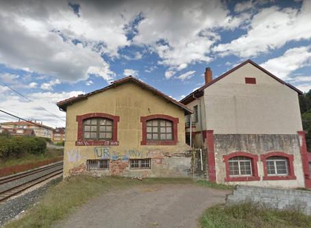 El CEAG celebra la reconsideración del derribo de los talleres ferroviarios de Candás