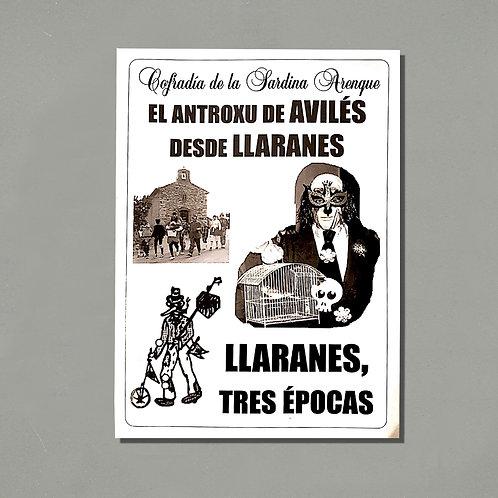 El antroxu de Avilés desde Llaranes | José Ángel del Río