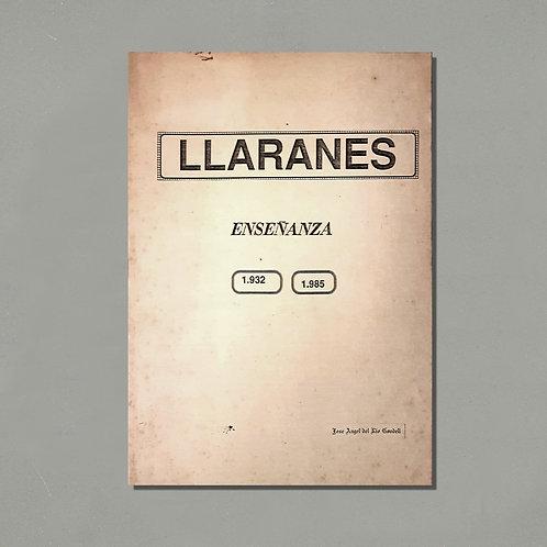 Llaranes. Enseñanza (1932-1985) | José Ángel del Río
