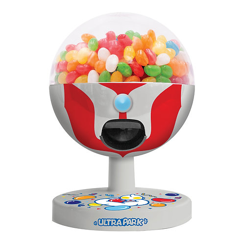 Ultraman Touch Sensor Candy Machine with 28g Jelly Belly
