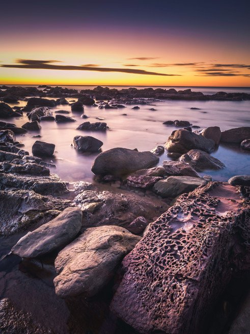 Hallet Cove Rocks
