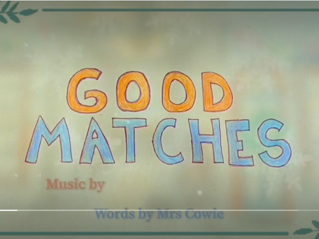 Sneak Peek - view Trailer for Good Matches - our Advent performance from Bertie Anderson Haggart