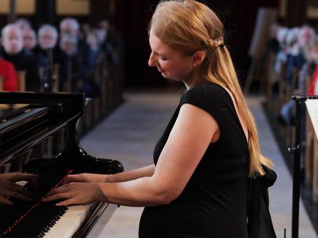 Star of December 1st: Caroline Tyler - Pianist