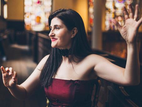 Behind the Musical Advent Doors: Bridget Cunningham - Harpsichordist and Conductor