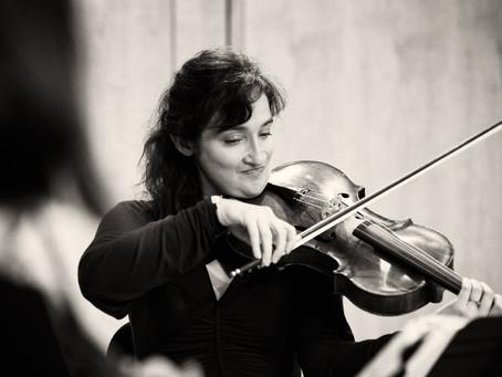 Meet the Musicians behind the doors: Emma Alter - Viola