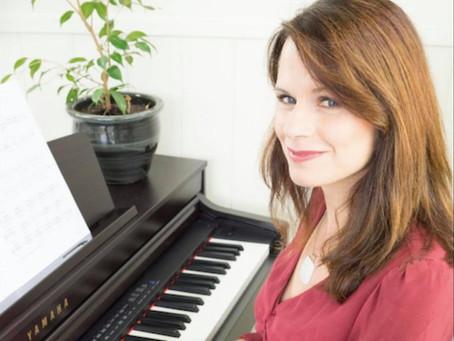 Meet the Musicians behind the Doors: Anna Margolis - Soprano