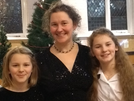 Meet the Musicians behind the Advent Calendar: Helen Styles & Family