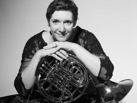 Behind the Musical Advent Calendar: Jo Withers, French Horn