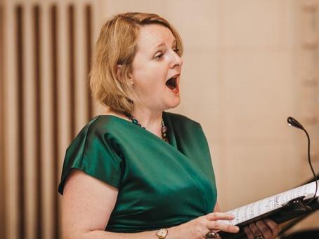 Behind the Musical Advent Calendar: Suzy Robinson, Soprano