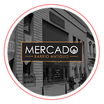 Mercado barrio antiguo