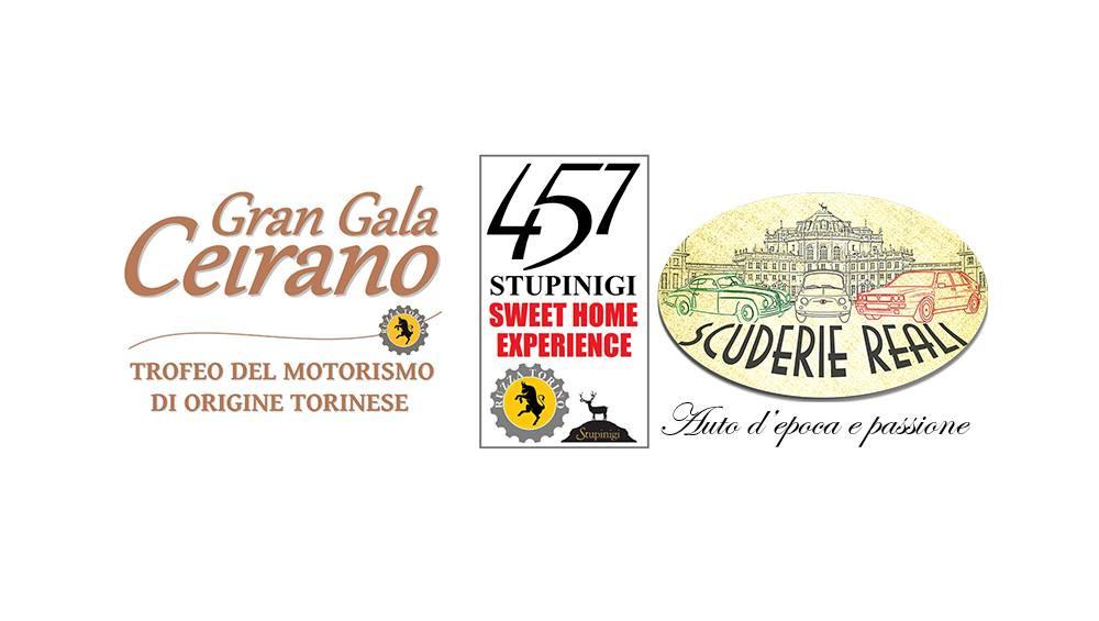 Scuderie Reali - Salone Auto Parco Valentino 457 Experience