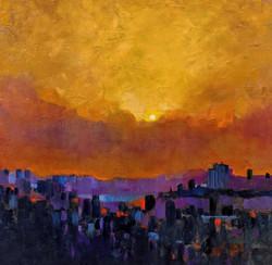 Bay City Sunset
