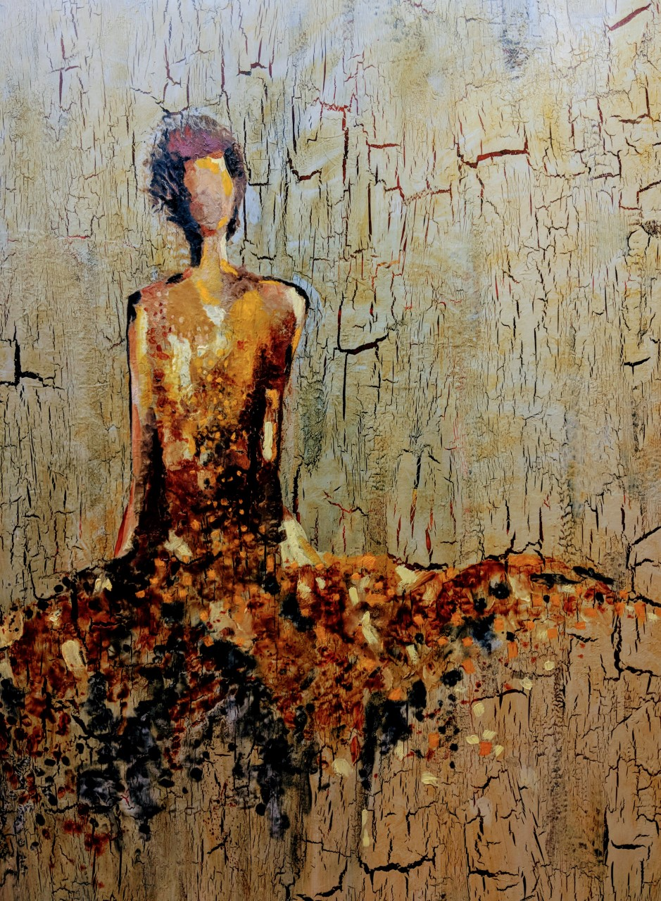 Golden Girl - SOLD