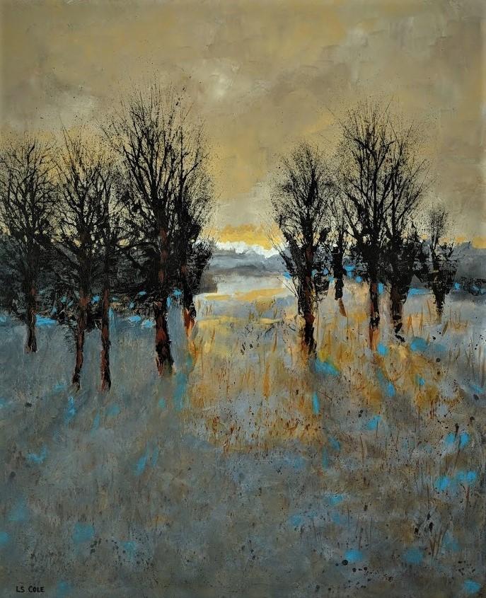 December Orchard - SOLD
