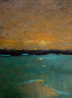 Sunrise at Beaver Flats